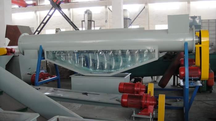 Оборудование по переработке пластиковых бутылок своими руками